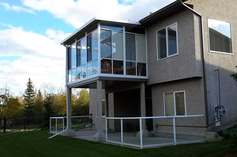 Sunrooms We Ve Installed Around Saskatchewan Pacific Home Products
